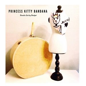 🎉HP5/19/2020🎉Princess Kitty Bandana Barella Girl